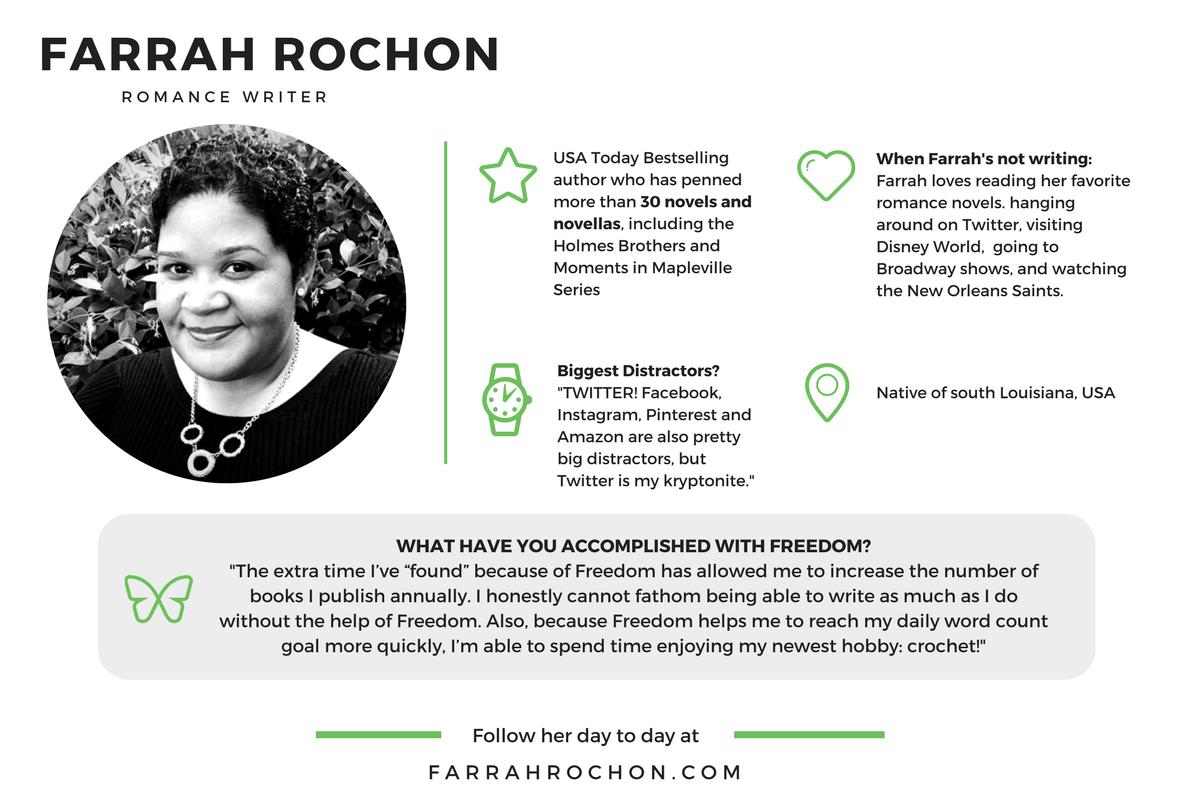 Farrah Rochon