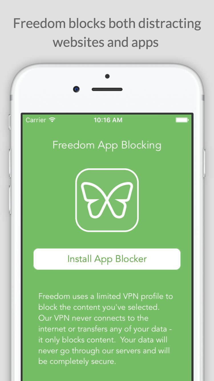 how to get freedom app